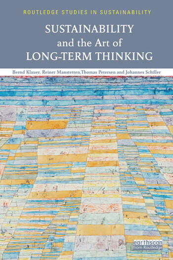 Sustainability and the Art of Long-Term Thinking book cover