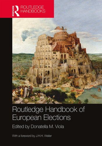 Routledge Handbook of European Elections book cover