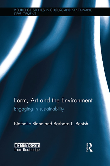 Form, Art and the Environment Engaging in Sustainability book cover