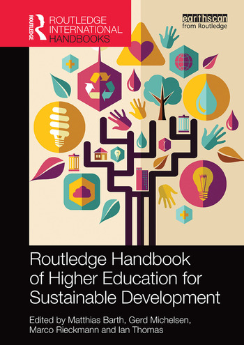 Routledge Handbook of Higher Education for Sustainable Development book cover