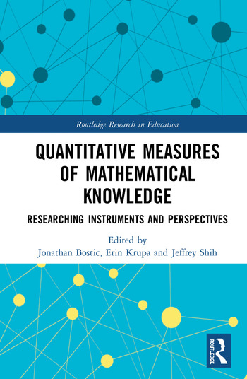 Quantitative Measures of Mathematical Knowledge Researching Instruments and Perspectives book cover