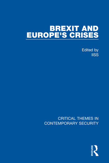 Brexit and Europe's Crises book cover