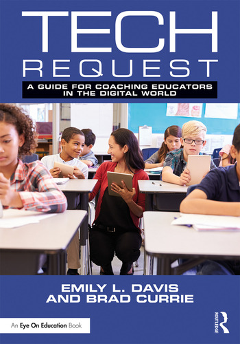 Tech Request A Guide for Coaching Educators in the Digital World book cover
