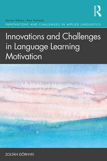 Innovations and Challenges in Language Learning Motivation book cover