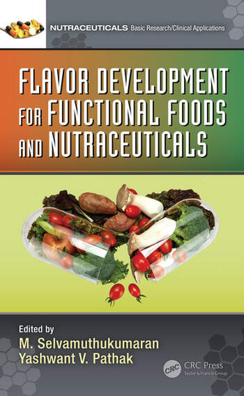 Flavor Development for Functional Foods and Nutraceuticals book cover
