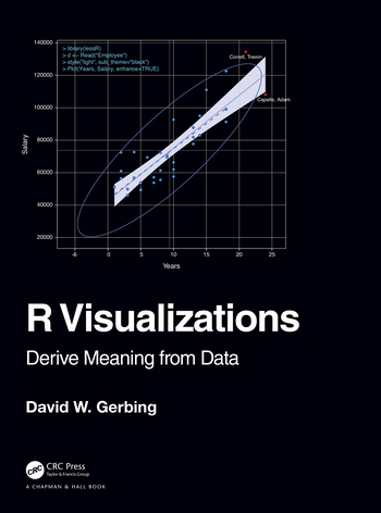 R Visualizations Derive Meaning from Data book cover