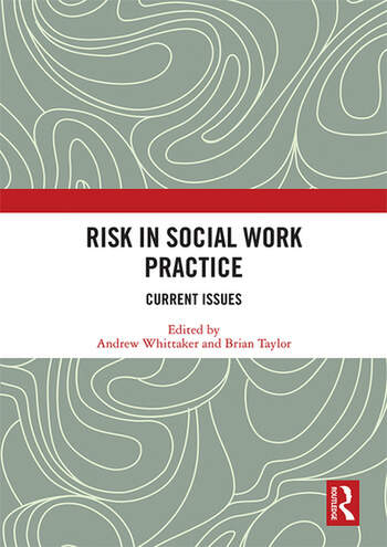 Risk in Social Work Practice Current Issues book cover