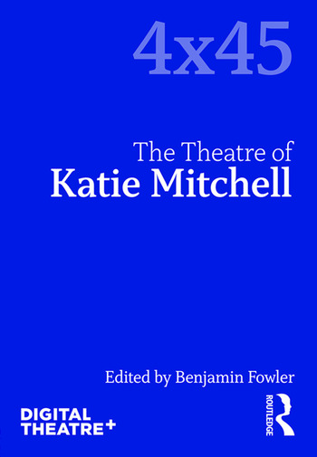 The Theatre of Katie Mitchell book cover