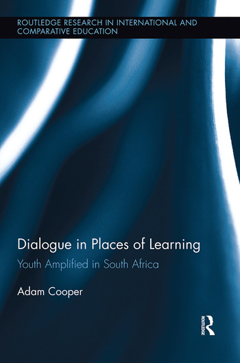 Dialogue in Places of Learning Youth Amplified in South Africa book cover