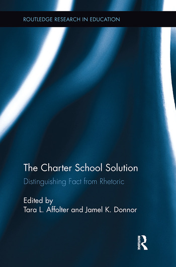 The Charter School Solution Distinguishing Fact from Rhetoric book cover