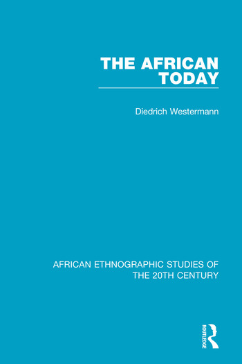 The African Today book cover