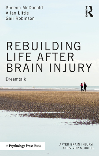 Rebuilding Life after Brain Injury Dreamtalk book cover