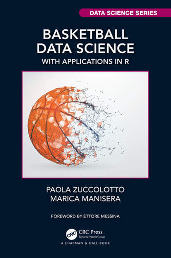 Basketball Data Science With Applications in R book cover