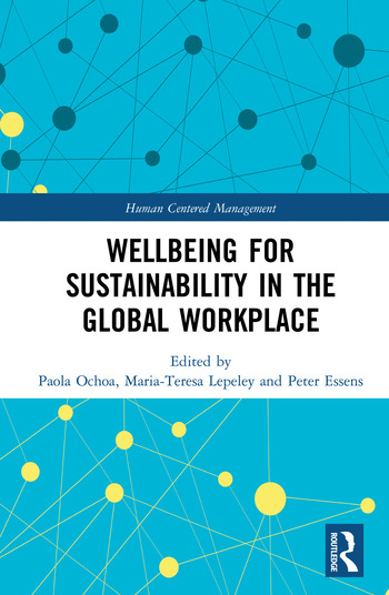 Wellbeing for Sustainability in the Global Workplace book cover