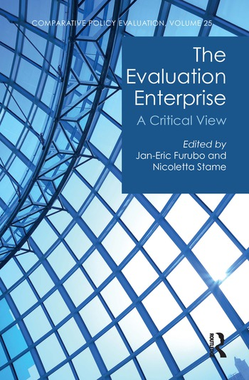 The Evaluation Enterprise A Critical View book cover