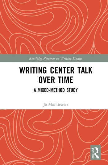 Writing Center Talk over Time A Mixed-Method Study book cover