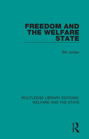 Freedom and the Welfare State book cover