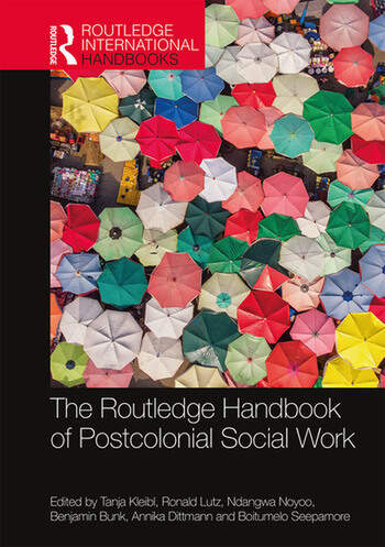 The Routledge Handbook of Postcolonial Social Work book cover