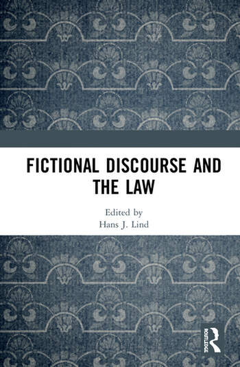 Fictional Discourse and the Law book cover