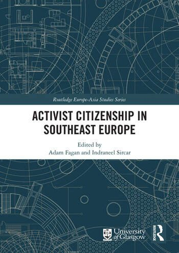 Activist Citizenship in Southeast Europe book cover