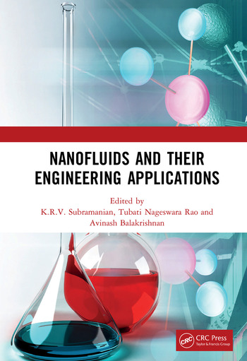 Nanofluids and Their Engineering Applications book cover