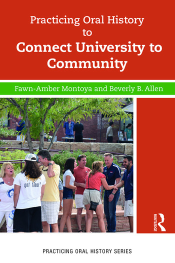 Practicing Oral History to Connect University to Community book cover