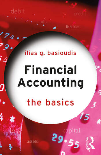 Financial Accounting The Basics book cover