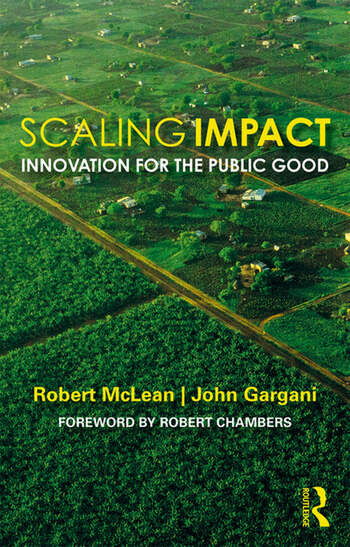 Scaling Impact Innovation for the Public Good book cover