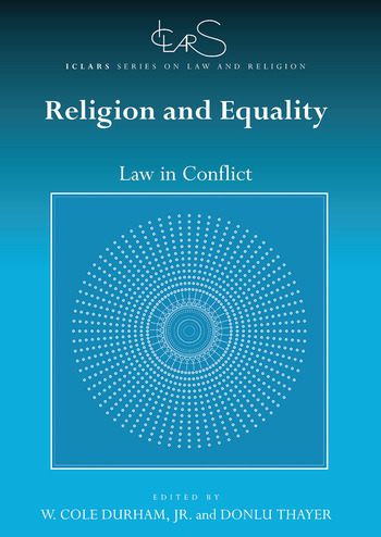 Religion and Equality Law in Conflict book cover