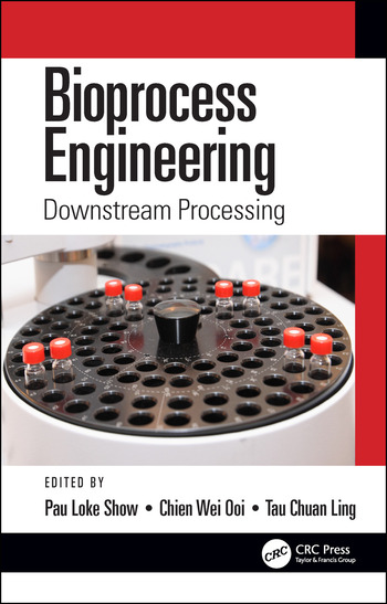 Bioprocess Engineering Downstream Processing book cover