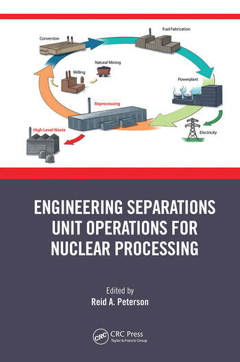 Engineering Separations Unit Operations for Nuclear Processing book cover