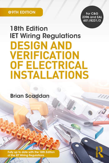 Groovy Iet Wiring Regulations Design And Verification Of Electrical Wiring Digital Resources Otenewoestevosnl