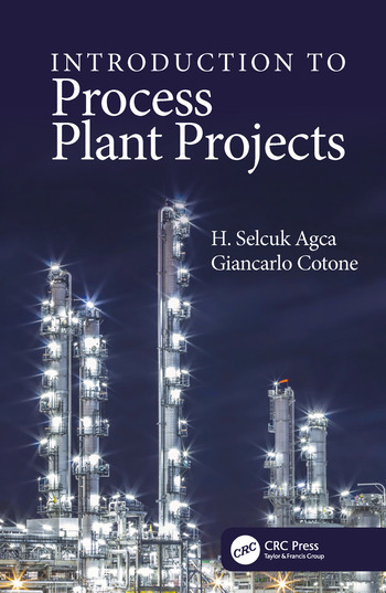 Introduction to Process Plant Projects book cover