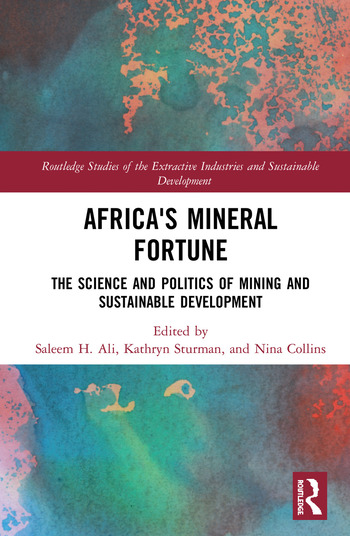 Africa's Mineral Fortune The Science and Politics of Mining and Sustainable Development book cover