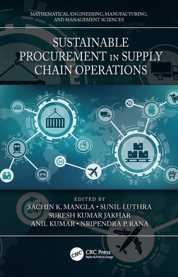 Sustainable Procurement in Supply Chain Operations book cover
