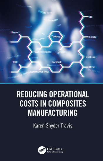 Reducing Operational Costs in Composites Manufacturing book cover