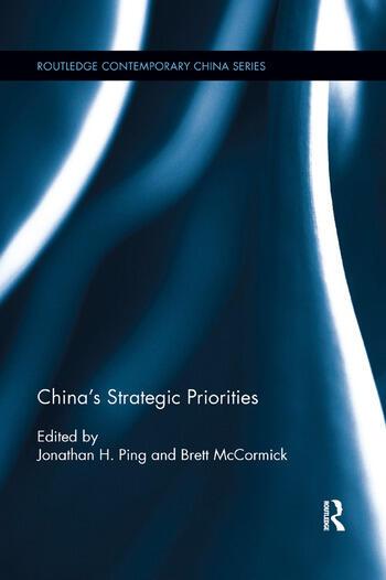 China's Strategic Priorities book cover