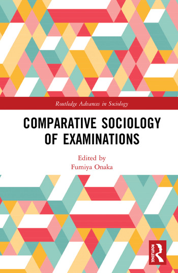 Comparative Sociology of Examinations book cover