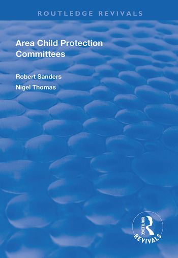 Area Child Protection Committees book cover