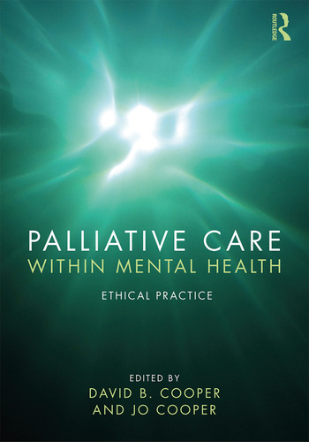 Palliative Care within Mental Health Ethical Practice book cover