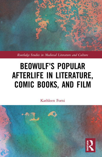 Beowulf's Popular Afterlife in Literature, Comic Books, and Film book cover