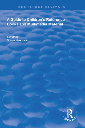 A Guide to Children's Reference Books and Multimedia Material book cover