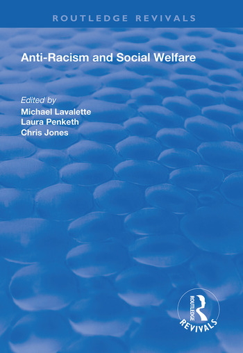 Anti-racism and Social Welfare book cover