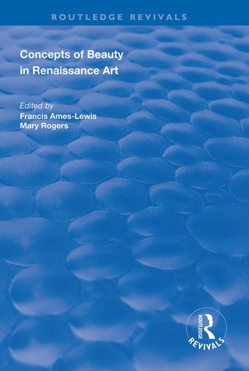 Concepts of Beauty in Renaissance Art book cover