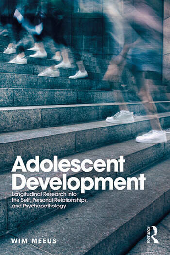 Adolescent Development Longitudinal Research into the Self, Personal Relationships and Psychopathology book cover