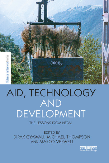 Aid, Technology and Development The Lessons from Nepal book cover