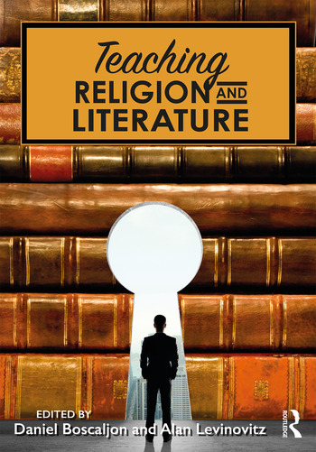 Teaching Religion and Literature book cover