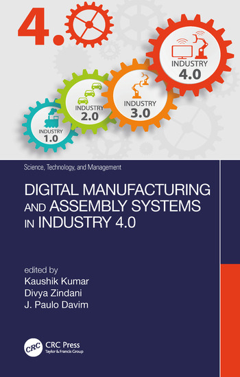 Digital Manufacturing and Assembly Systems in Industry 4.0 book cover