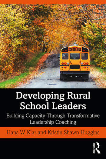 Developing Rural School Leaders Building Capacity Through Transformative Leadership Coaching book cover