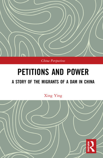 Petitions and Power A Story of the Migrants of a Dam in China book cover